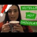 Nutella Hot Chocolate (3 Ingredient)