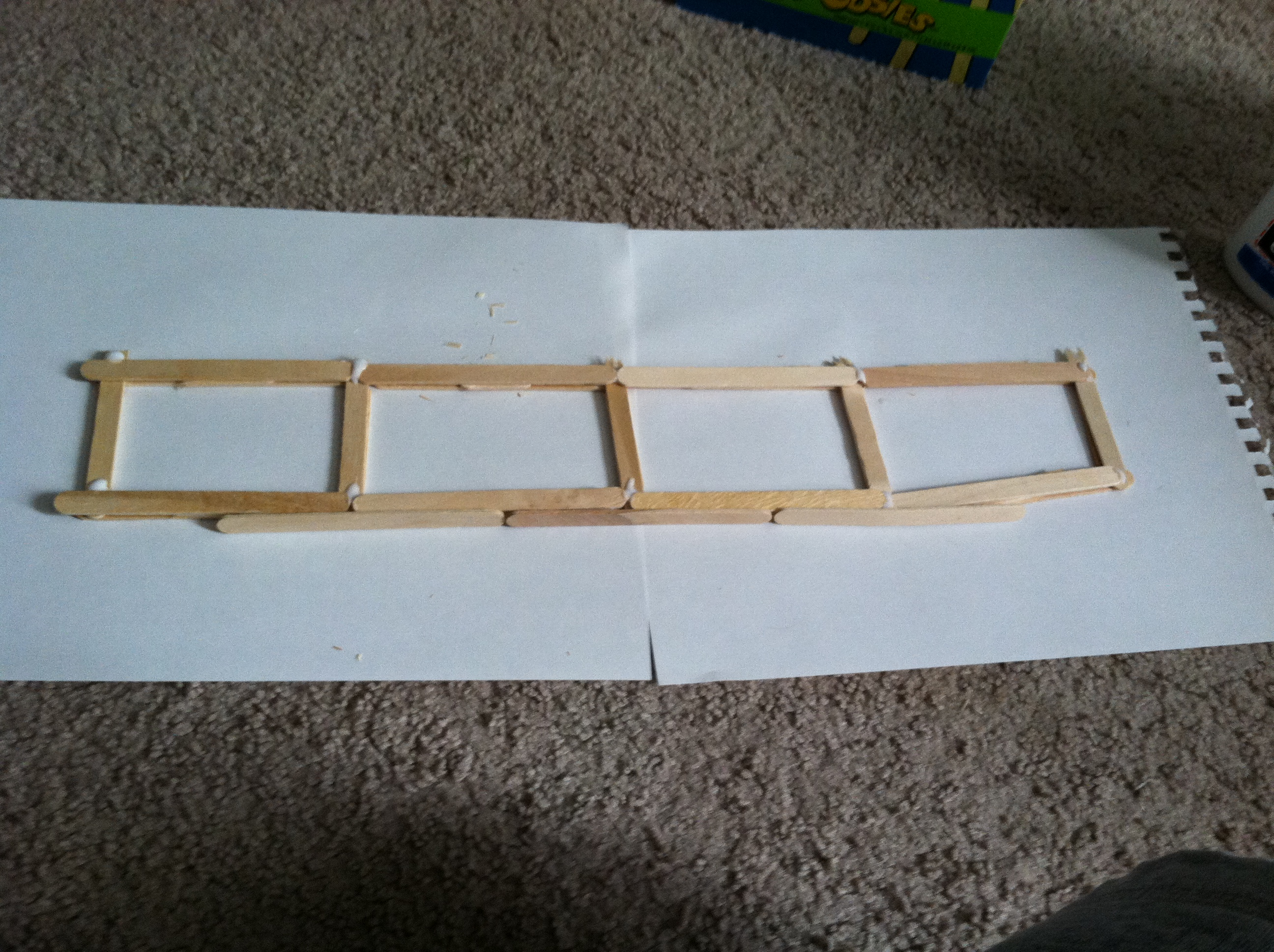 Picture of Constructing the Frame Part 4