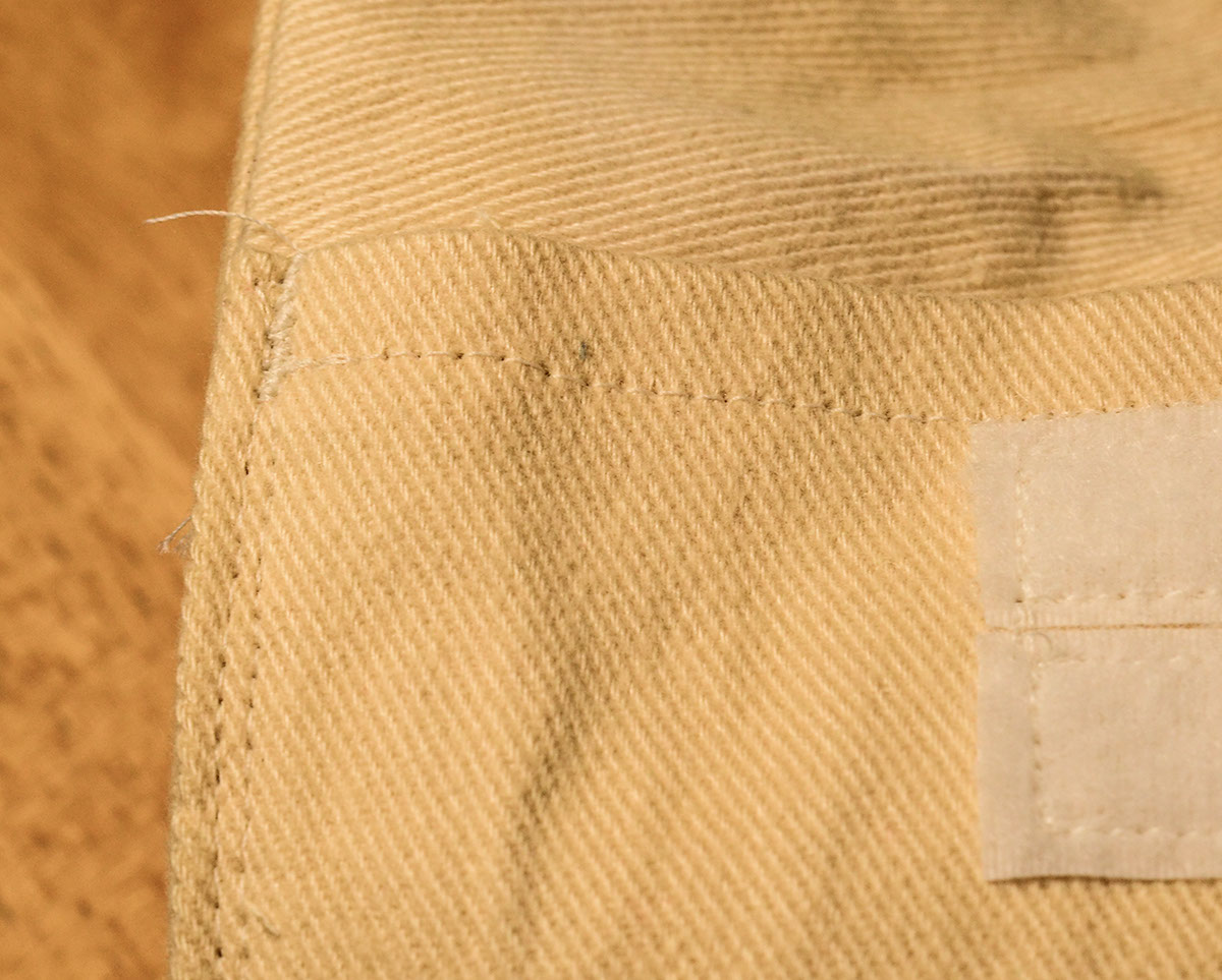 Picture of Sew on the Bottom Pocket