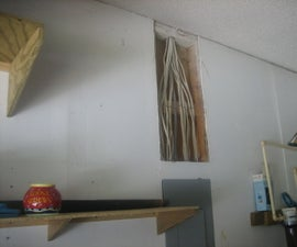 NOT ANOTHER SHEETROCK REPAIR INSTRUCTABLE?