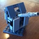Lego AA gun
