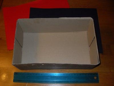 Prepare the Interior of the Box