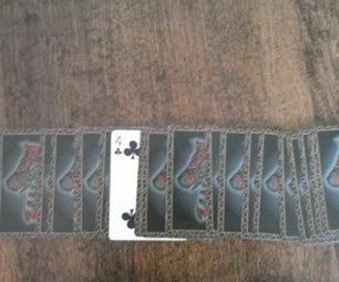 Simple Mindlblowing Card Trick
