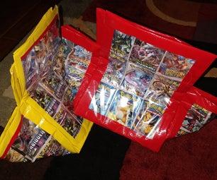 Pokemon Card Wrapper Sleeve Lunch Bag