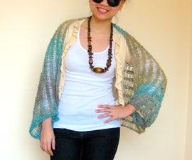 8 ways to wear your favourite shawl/scarf
