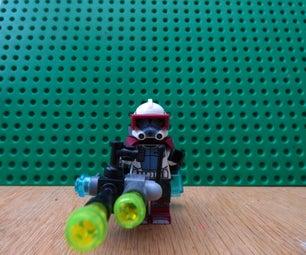 Lego Star Wars Clone Commander Echo