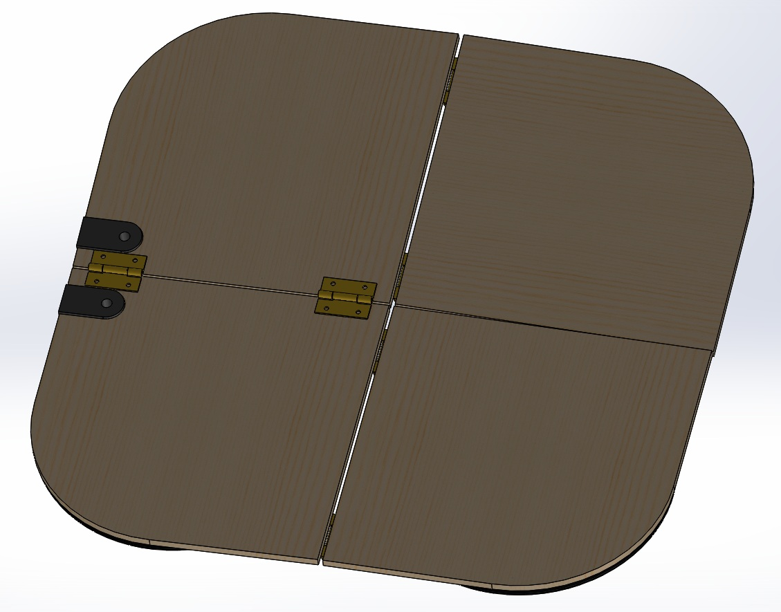 Picture of Folding Solar Panel ; Foldapan