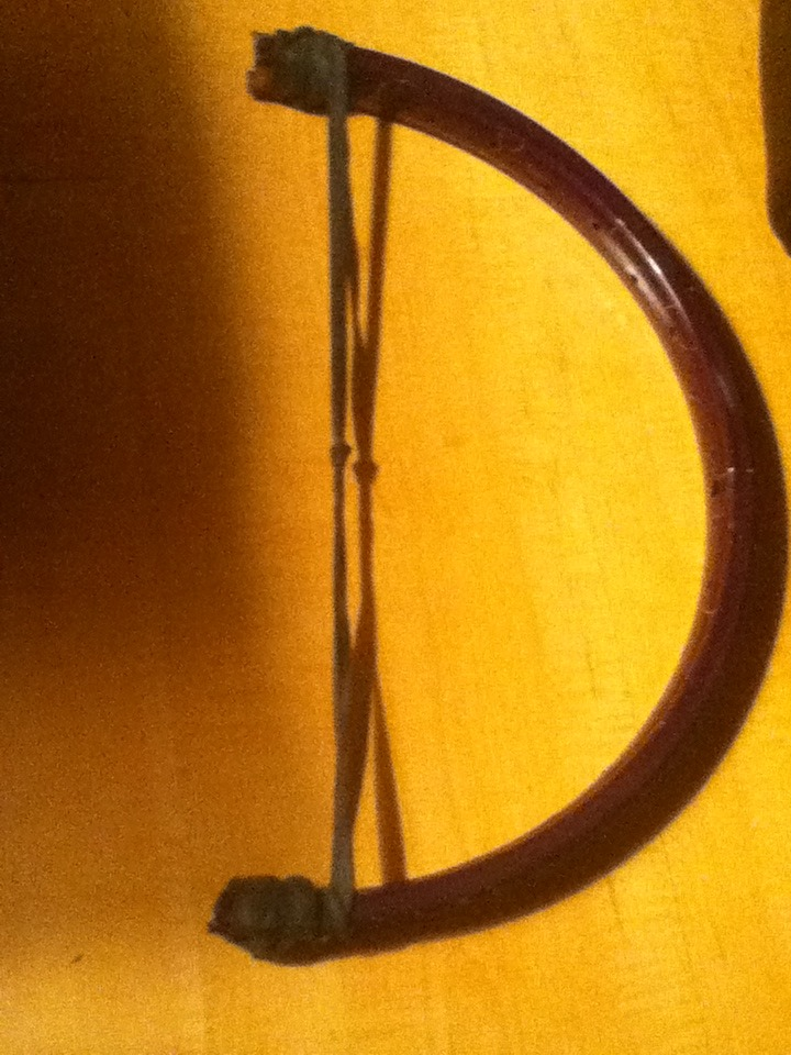 Picture of Bike Tire Bow