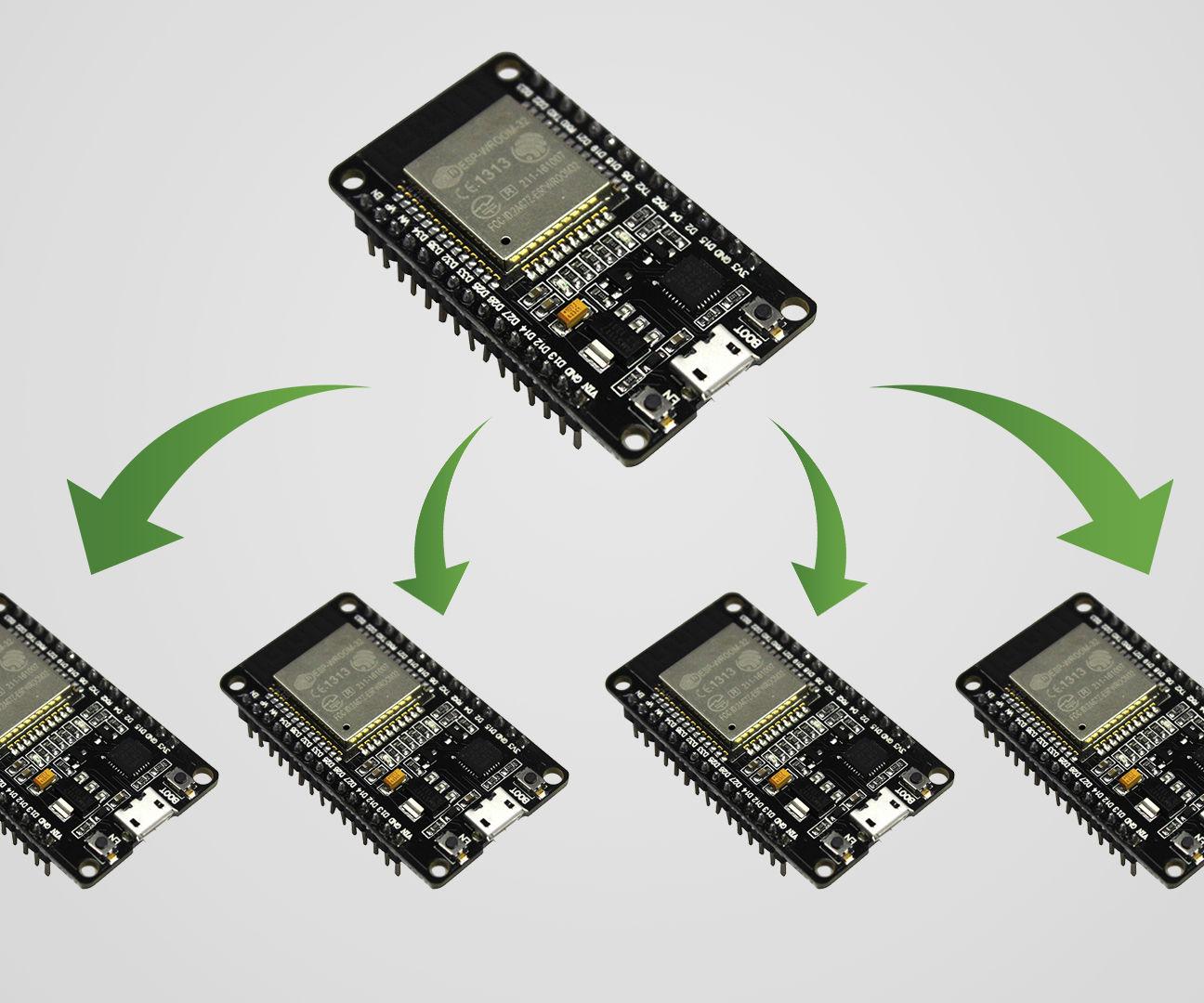 ESP32 With ESP-Now Protocol: 16 Steps