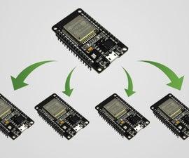 ESP32 With ESP-Now Protocol