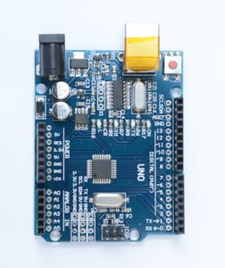 Downloading the Firmware to the Arduino Platform