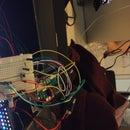 Arduino Led Matrix Colouring Game