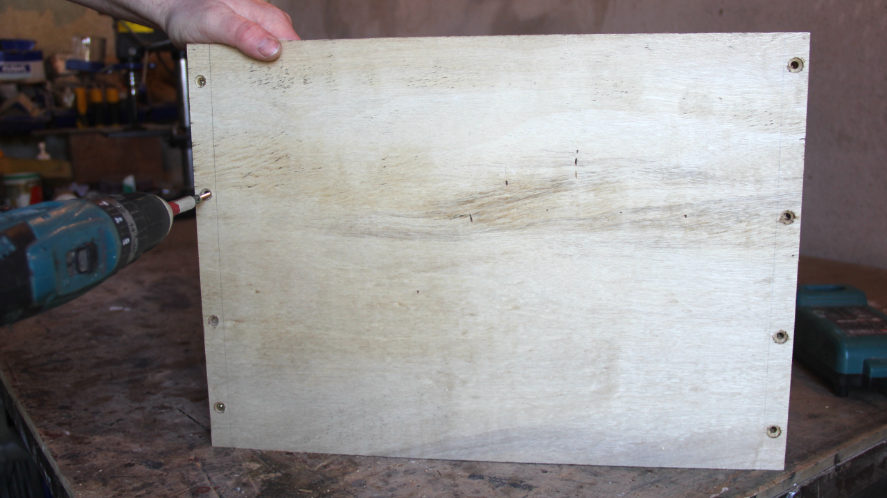 Picture of Assemble the Plywood.