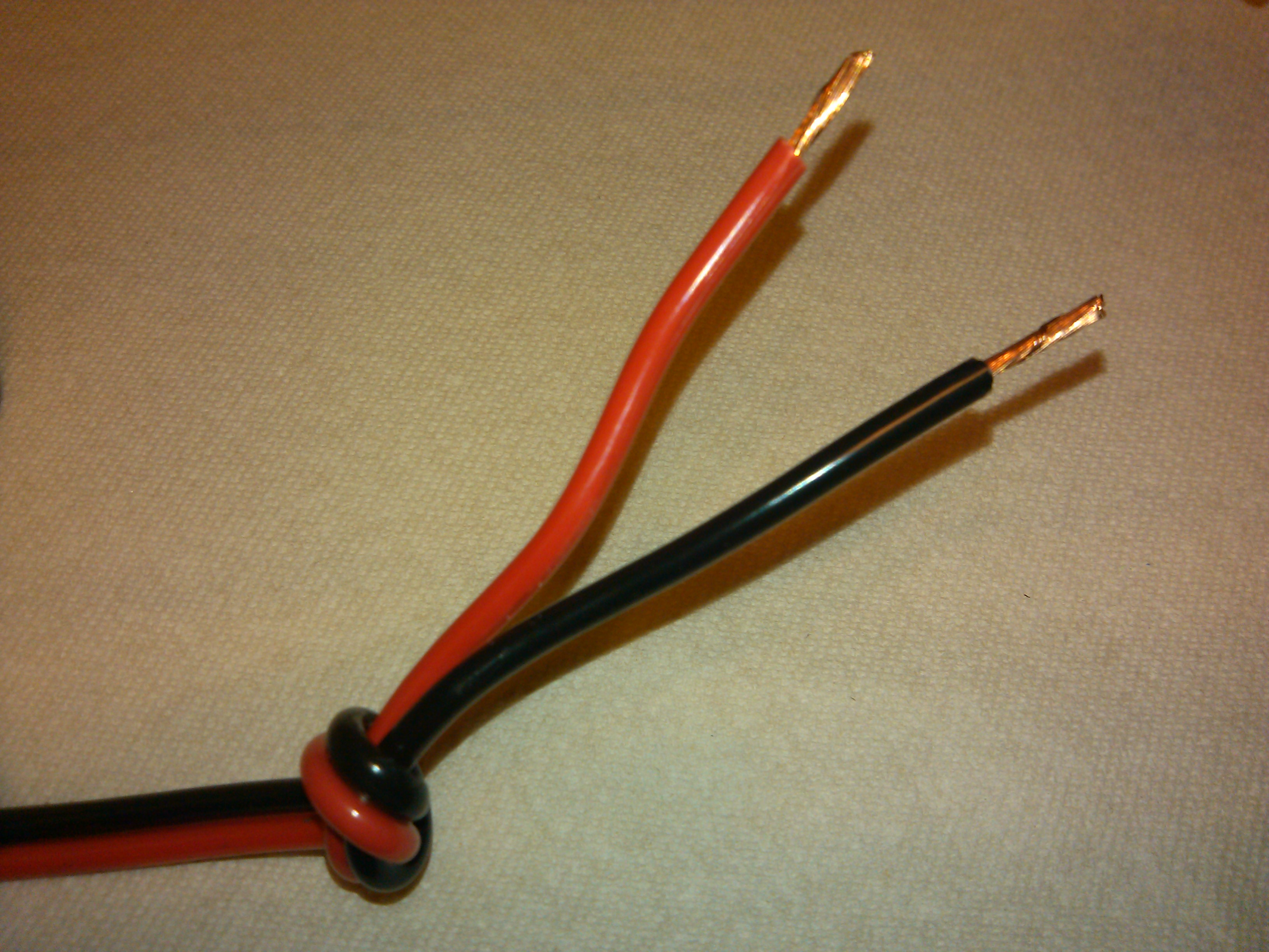 Picture of How I Did the Re-wire