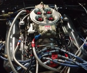 Nitrous/methanol Injection Wide Open Throttle Switch, Dual Button, Holley Dominator Application.
