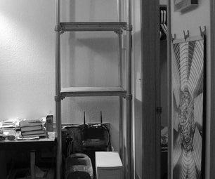 Kee Klamp Shelf