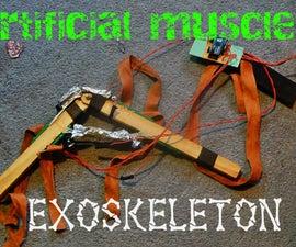 Building an Exoskeleton for the Google Science Fair