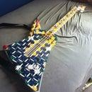 Knex Metal Guitar