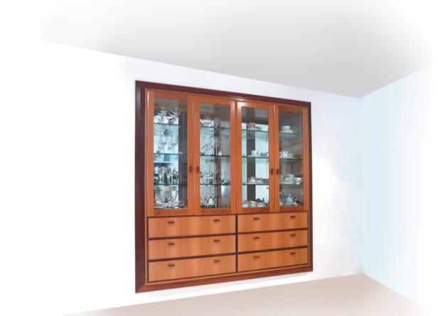 Picture of How to Make a Window Wall Unit