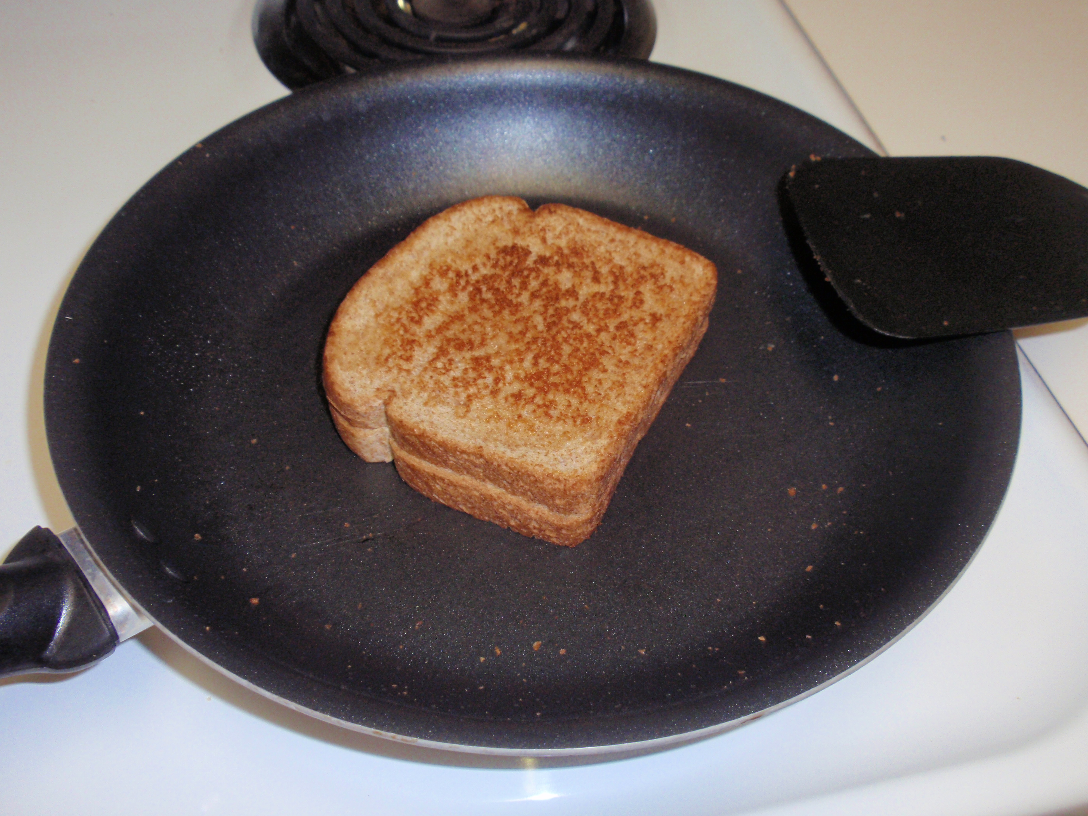 Picture of Cooking the Sandwich