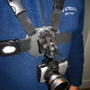 DIY Camera Chest Harness/Mount (GoPro Inspired)