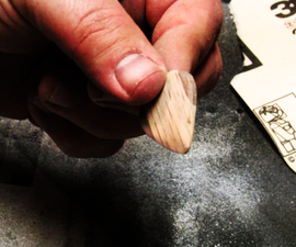 How to Make Wood Guitar Picks