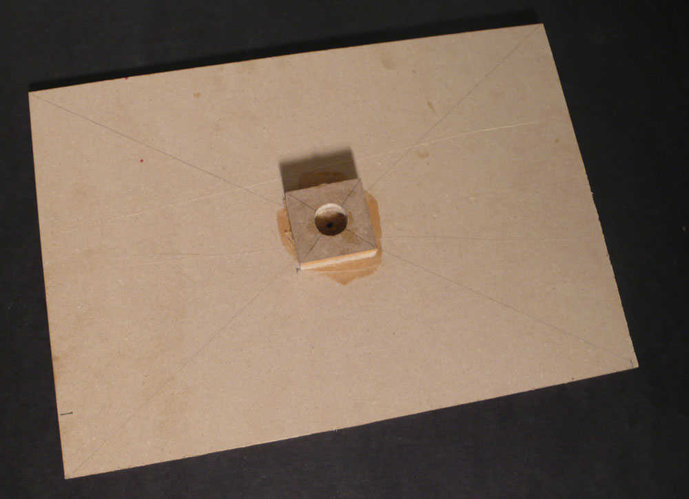 Picture of The Drawing Plate and the Camera Plate