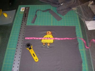 Backing, Gaps, and (optional) Pockets