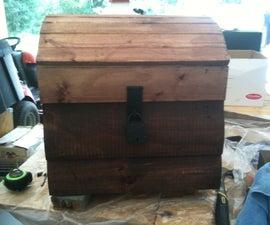 ARRR! Treasure chest