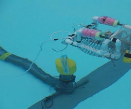 Build an Underwater robot