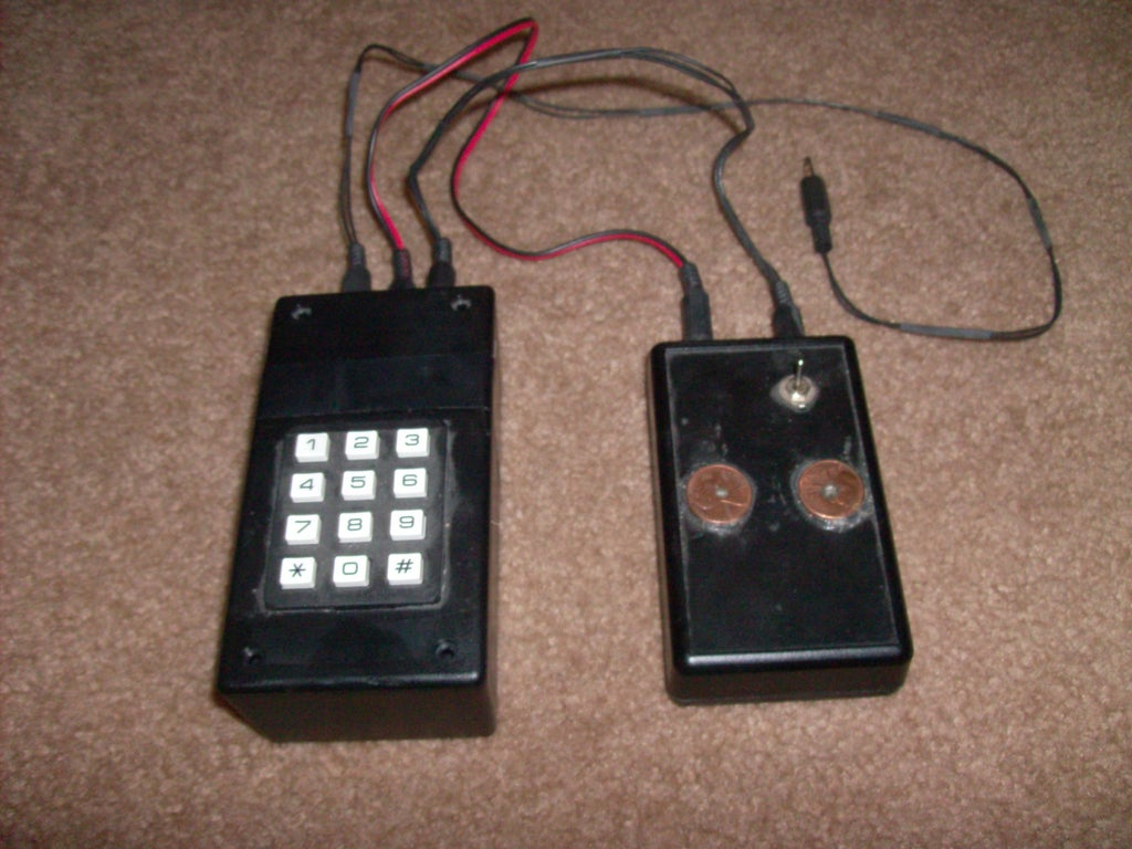 Morse Code Touch Keyer/Autocoder: 12 Steps (with Pictures)
