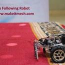 Arduino Smart Line Following Robot Using IR Modules