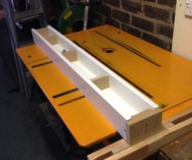 DIY Table Saw Rip Fence