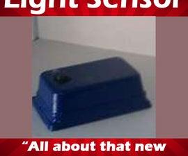 Simple Electronic Light Sensor