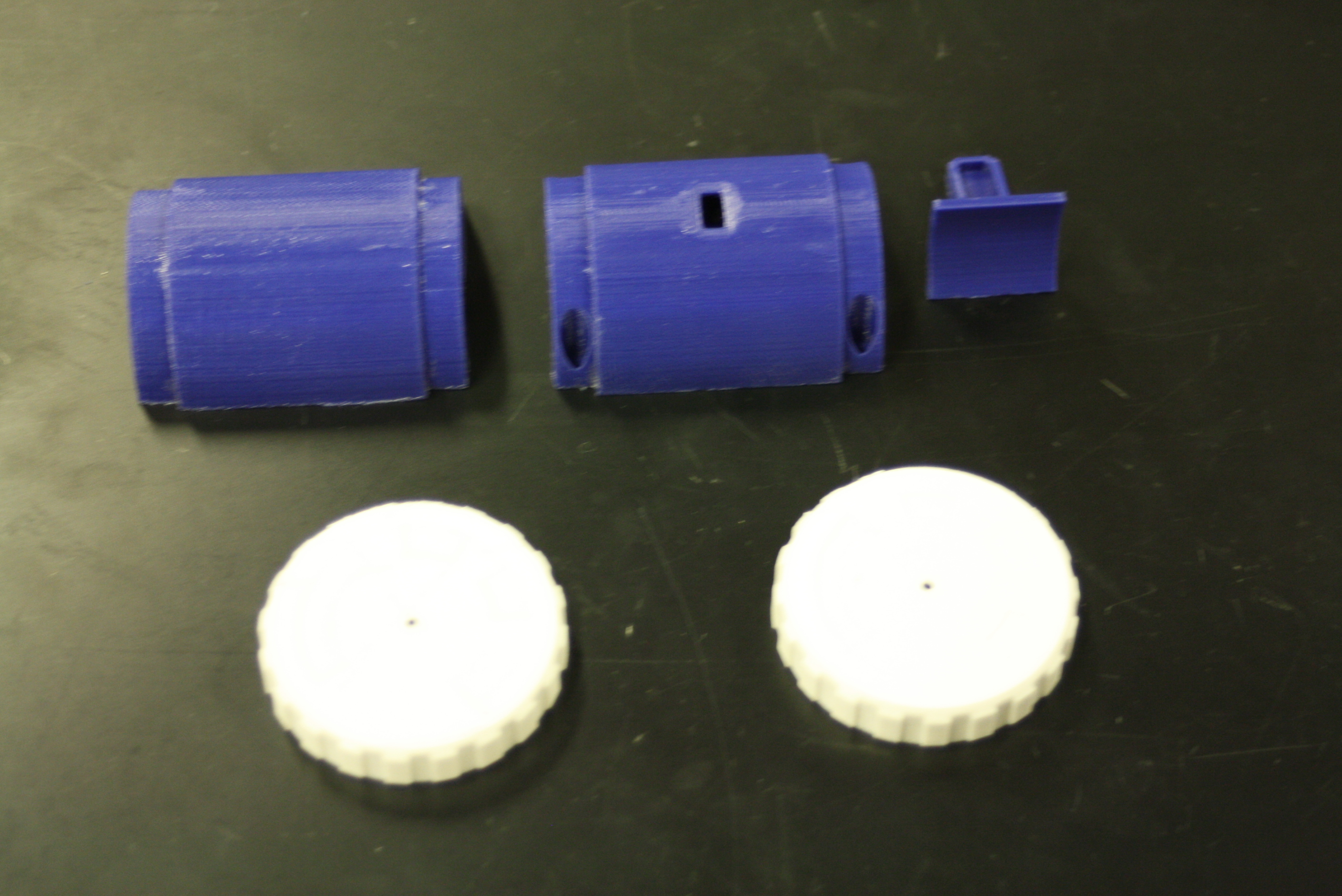 Picture of Printing the Parts