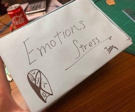 Arduino Emotion Stress Tester 檢測情緒的壓力感測器