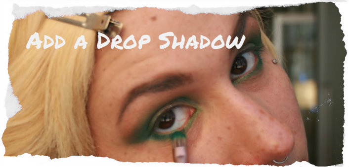 Picture of Add a Drop Shadow