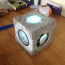 Portal Discouragement Redirection Cube Light