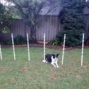 Instant Weave Poles!
