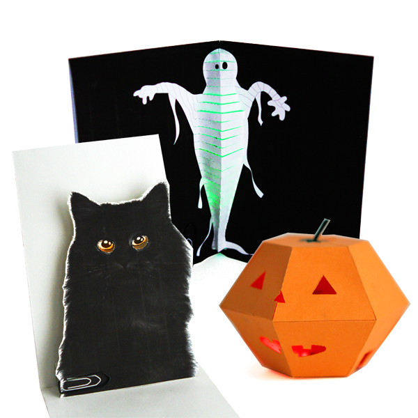 Picture of Want to Make More Halloween Pop-Up Cards?