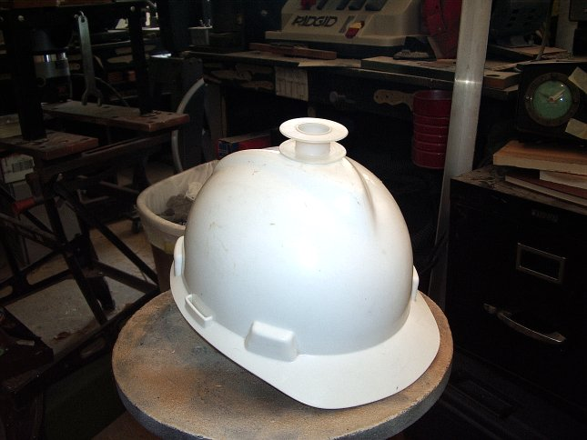 Picture of Preparing the Hard Hat