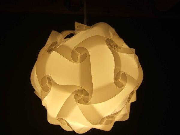 Universal Lamp Shade Polygon Building Kit