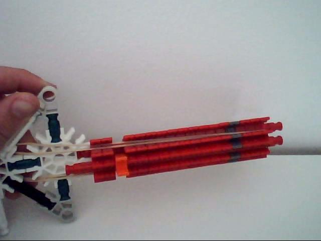 Picture of Simple K'nex Gun