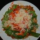 The Ultimate Gluten Free Organic Garden Vegetable Spaghetti