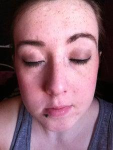 Eye Shadow and Eyeliner!