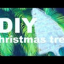 DIY Christmas Tree+ Mini Holographic Tree