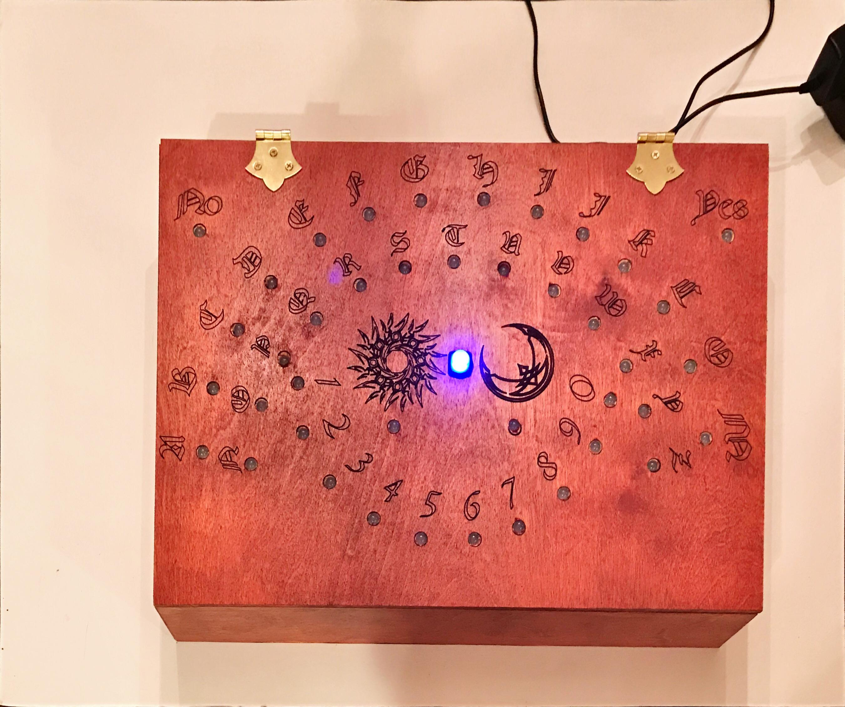 Picture of Spirit Box