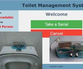 Toilet Management System