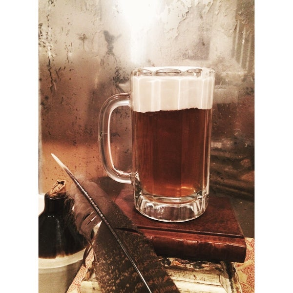 The Best Dang Butterbeer Outside of Hogsmeade