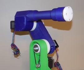 Mechanical Arm Test Fixture